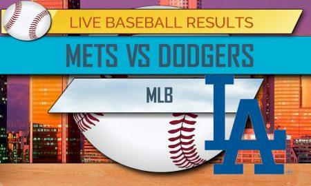 Mets vs Dodgers Score: MLB Baseball Results