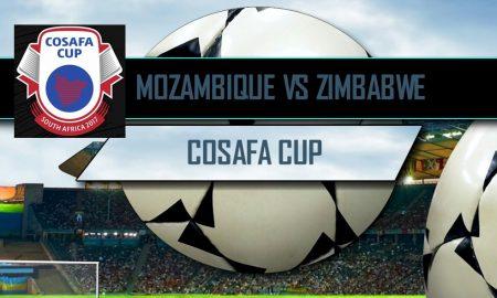 Mozambique vs Zimbabwe Score: COSAFA Cup