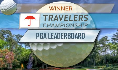 Wins Travelers Championship 2017, Final Golf Scores