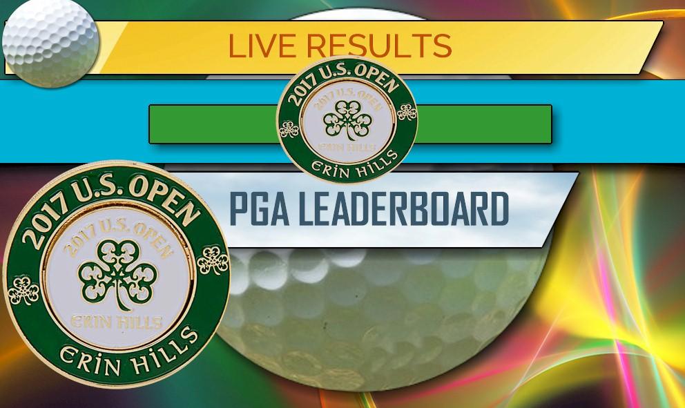 golf scores today