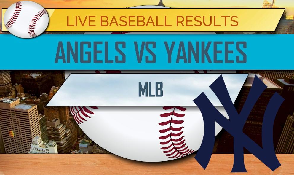 angels vs yankees