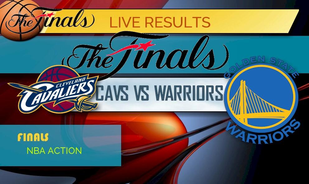 Cavs vs Warriors Score: Game 5 NBA Finals Results