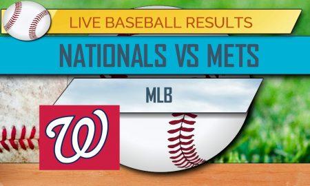 Nationals vs Mets Score, Dodgers vs Indians: MLB Baseball