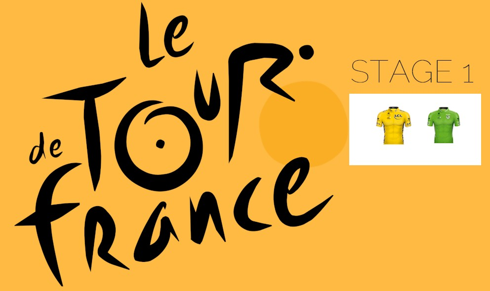 Tour de France Standings 2017: TDF Stage 1 Ignites Points Classification