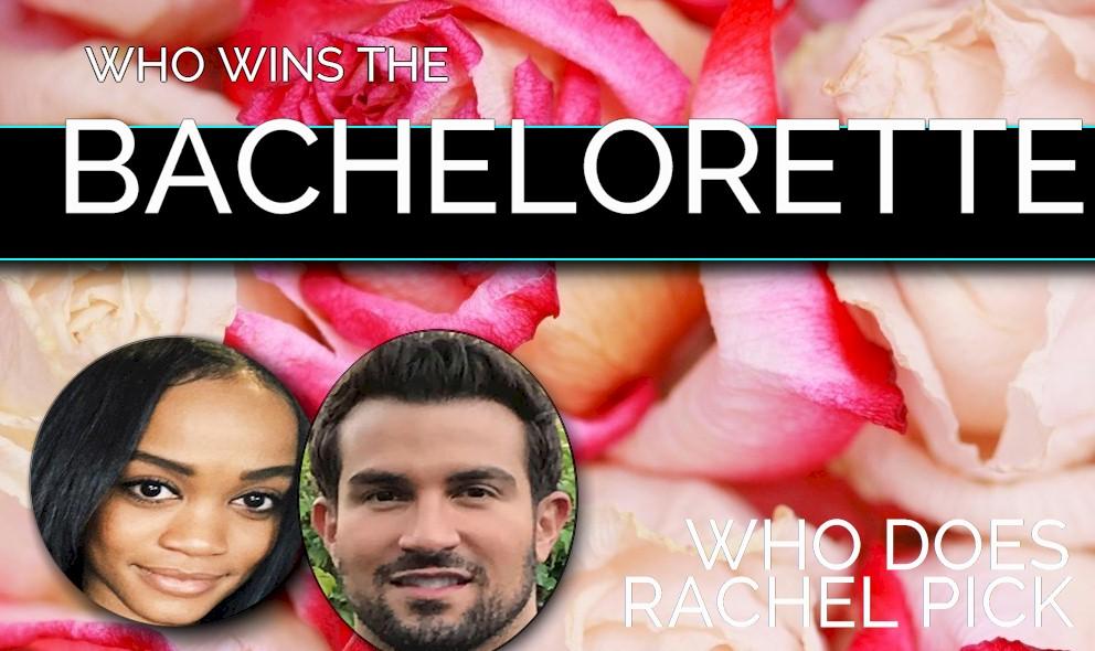 The Bachelorette 2017 Winner Who Does Rachel Pick Bryan Abasolo