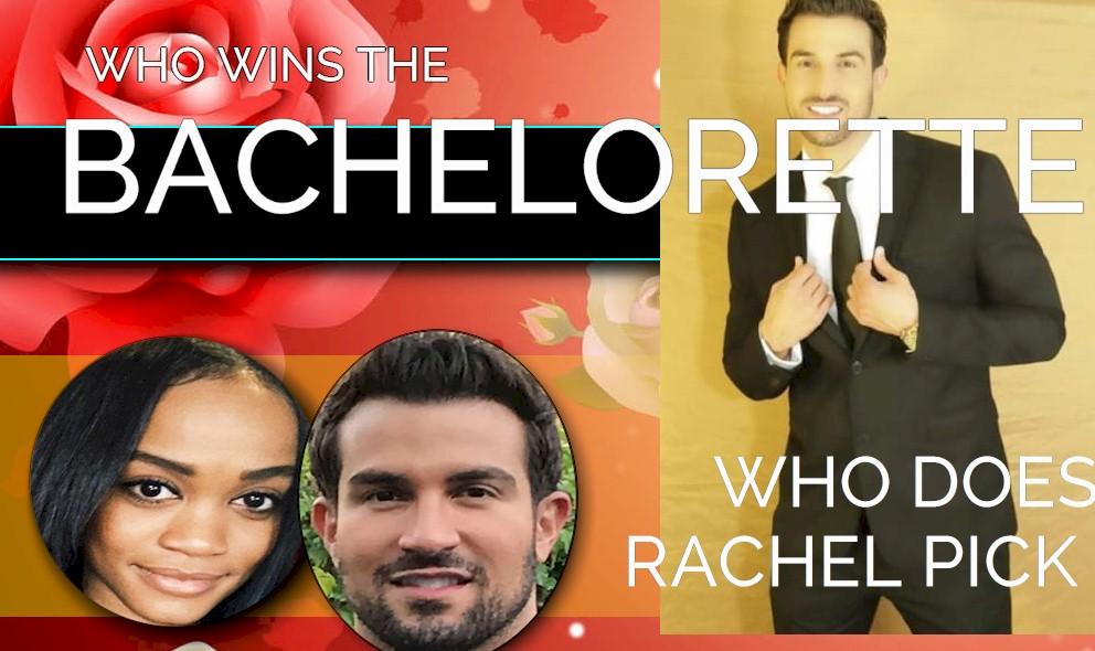 Who Wins The Bachelorette 2017 Rachel Picks Bryan Abasolo