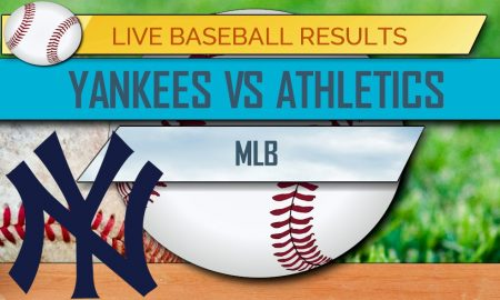 Yankees vs As Score: MLB Baseball Results