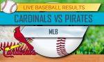 Cardinals vs Pirates, Dodgers vs Marlins Score: MLB Results
