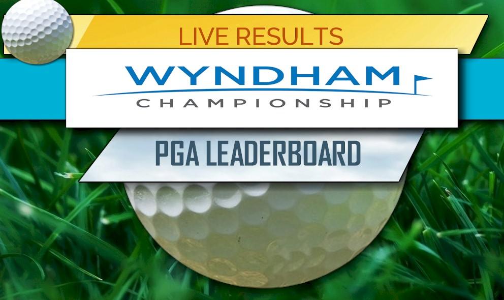 Wyndham Championship Winner 2017 Battle: Golf Scores Tighten