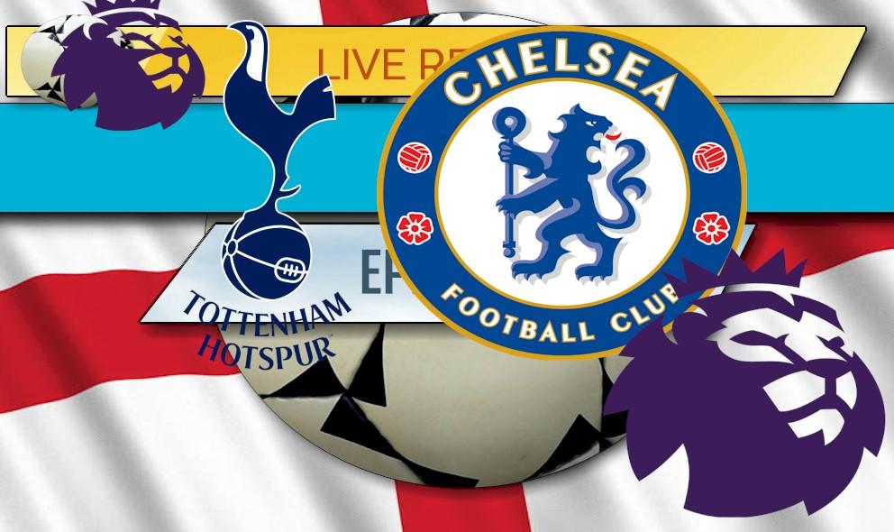 Tottenham Hotspur vs Chelsea Score: EPL Table Results