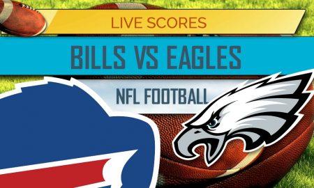 ncaaf predictions for today eagles vs bills score