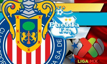 Chivas Guadalajara vs Puebla En Vivo Score: Liga MX Results