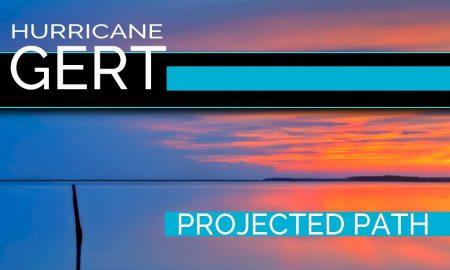 Hurricane Gert Projected Path: Hurricane Update