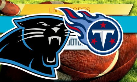 NFL Preseason Football Schedule: Panthers vs Titans Score