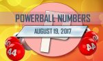 Powerball Winning Numbers August 19 Results Tonight Released 2017