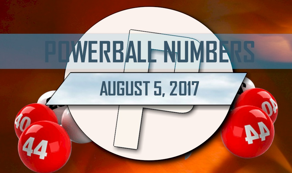 Powerball 5 Numbers