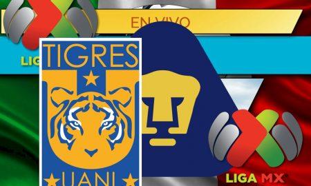Tigres UANL vs Pumas UNAM En Vivo Score: Liga MX Results