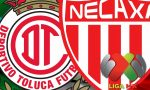 Toluca vs Necaxa En Vivo Score: Liga MX Table