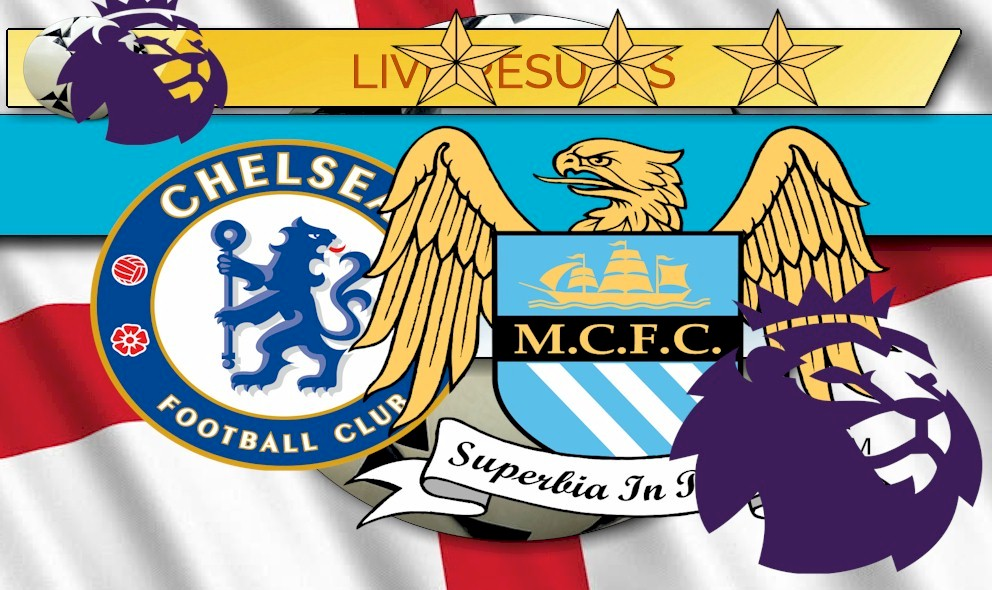 Chelsea vs Manchester City Score: EPL Table Results Today