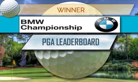 BMW Championship Winner 2017: PGA Golf Final Results