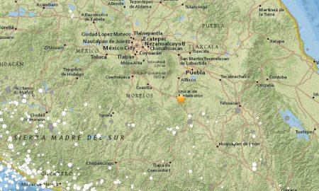 Ciudad de Mexico Simso 225 Dead: Puebla, Edificios Colapsados