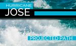 Hurricane Jose Projected Path Cape Cod Update Today