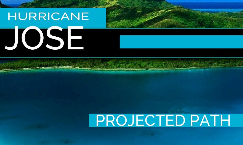 Hurricane Jose Projected Path Florida, Caribbean: Hurricane Center