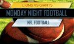 Monday Night Football Results: Lion vs Giants Score
