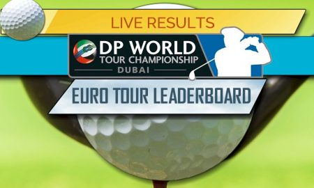 DP World Tour Championship 2017 Leaderboard: Golf Score Results Dubai
