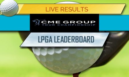 CME Group Tour Championship Leaderboard 2017: Golf Scores