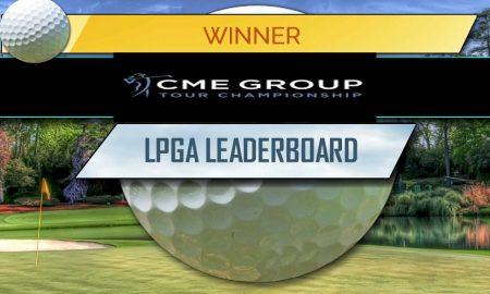 Lexi Thompson Wins CME Group Tour Championship 2017