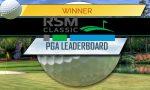 Austin Cook Wins The RSM Classic 2017 Final Golf Scores