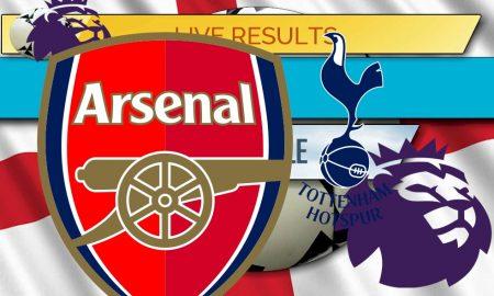 Arsenal vs Tottenham Hotspur Score: EPL Table Results