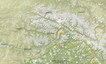 China Earthquake Today 2017: 6.3 Strikes India