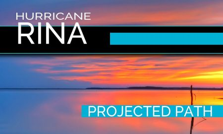 Hurricane Rina Projected Path: National Hurricane Center