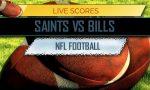 Saints vs Bills Score: NFL Score Results