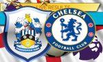 Huddersfield Town vs Chelsea Score: EPL Table Results
