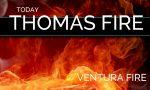 Thomas Fire Map, Santa Barbara Evacuation Zone Map Updated