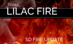 Lilac Fire Map 2017 Update: San Diego, San Marcos