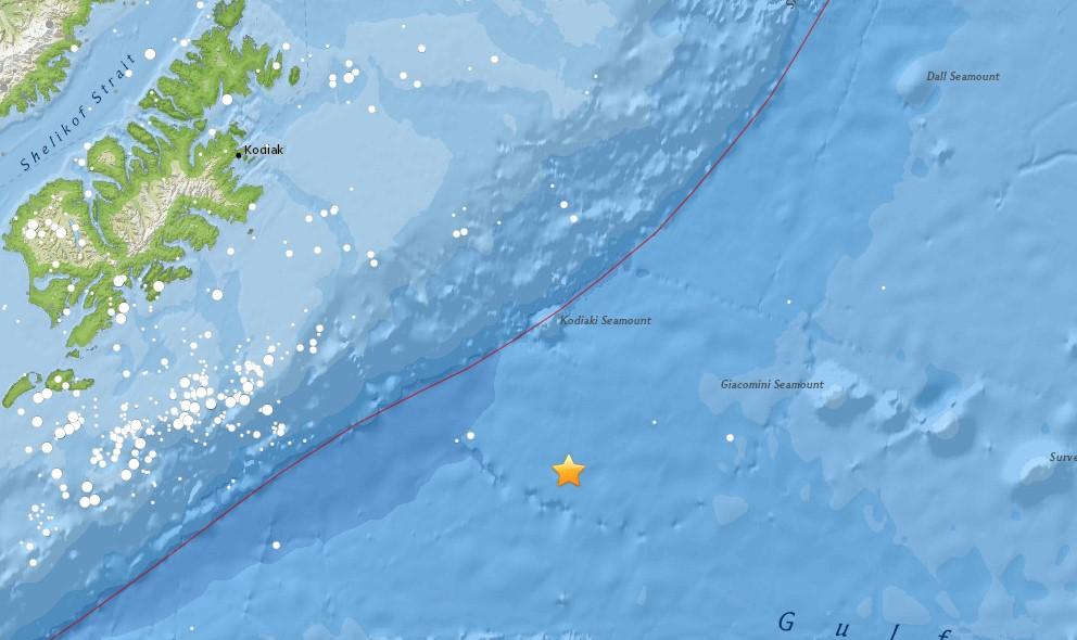 Alaska Earthquake: Tsunami Alert Cancelled Today 2018