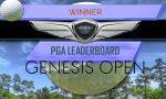 Wins Genesis Open 2018: Final Golf Score Results
