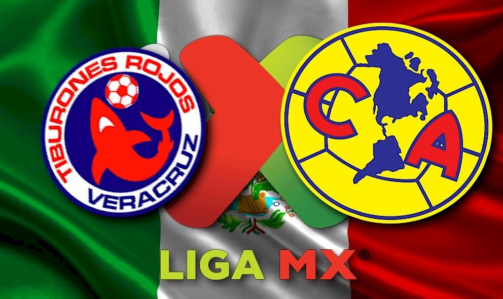 Veracruz vs América En Vivo Score: Liga MX Table