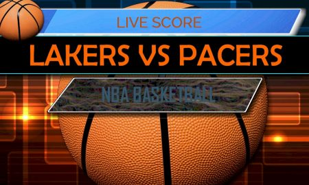 Lakers vs Pacers Score: NBA Basketball Results
