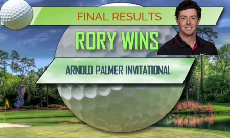 Rory McIlroy Wins Arnold Palmer Invitational 2018, Final Golf Scores