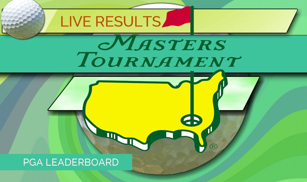 Masters Leaderboard 2018: Masters Golf Score Updates