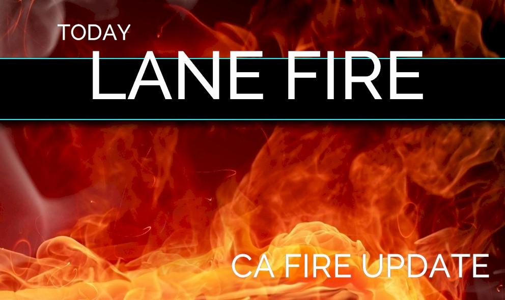 Lane Fire Map.Lane Fire Map 2018 Paynes Creek Fire Update