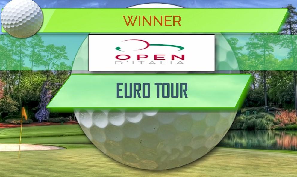 Italian Open Golf