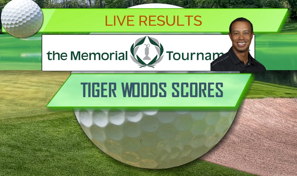 tiger woods score 2018  tiger woods final round golf results