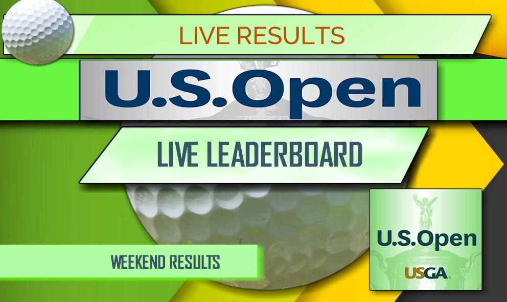 US Open Leaderboard Golf Scores: USGA Leaderboard Widens