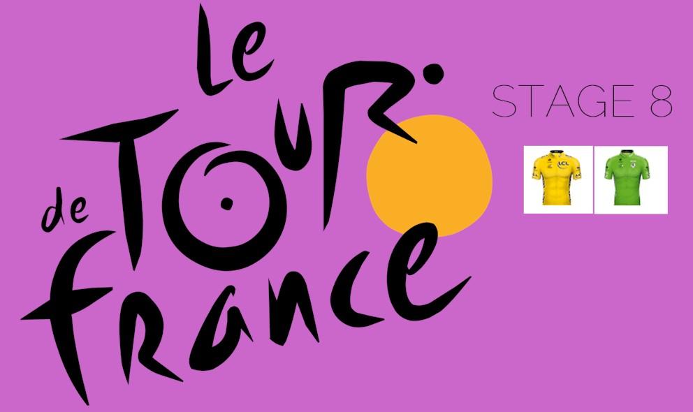 General Standings Tour De France